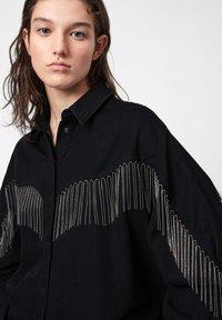 AllSaints - SANDRA JAINE  - Button-down blouse - black - 3