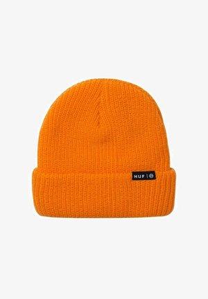 Beanie - electric orange
