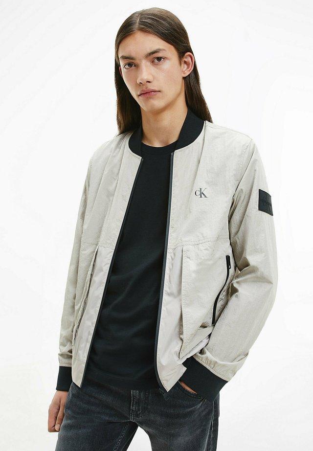 Bomber Jacket - off-white