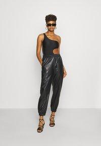 adidas Originals - SWIMSUIT - Swimsuit - black - 1