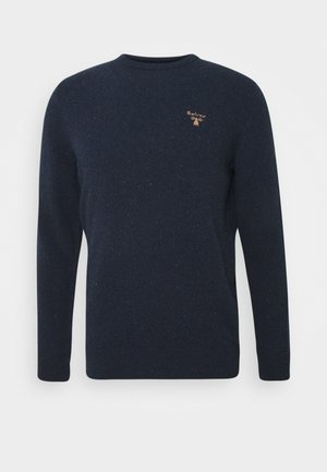 BEACON ROAN CREW - Jumper - navy