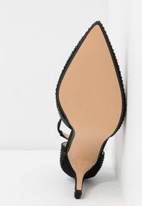Head over Heels by Dune - CAROLIINA - High heels - black - 6