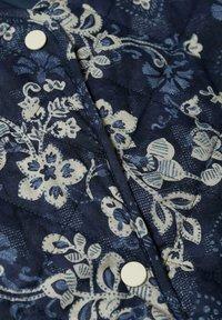 Mango - POLEO - Lett jakke - dunkles marineblau - 6