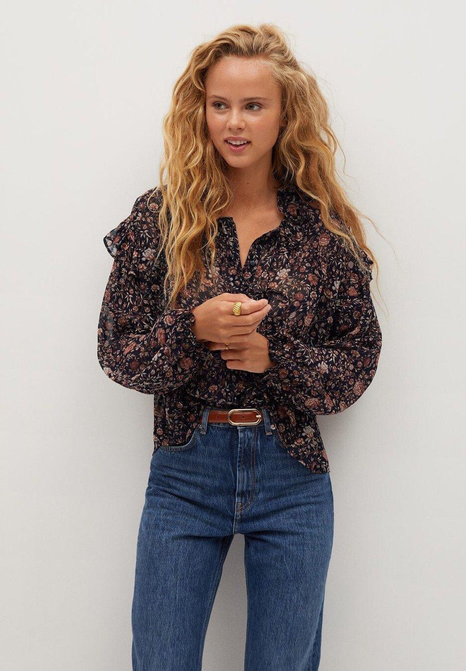 Blusar & skjortor | Dam | Köp blusar & skjortor online på