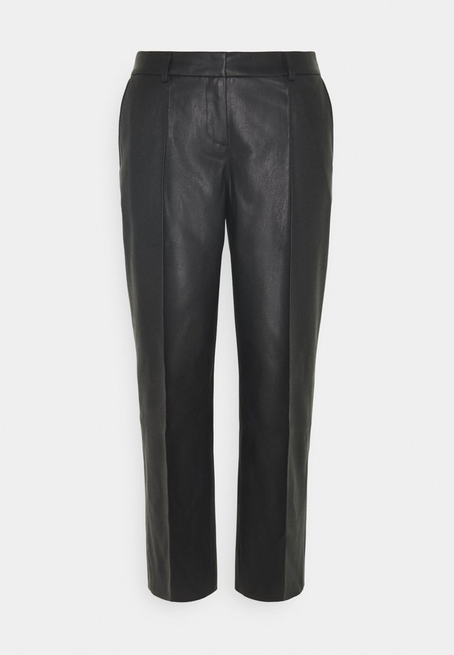 CANILLO - Trousers - black
