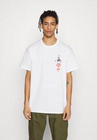 HUF - YEAR OF THE OX TEE - Print T-shirt - white - 0