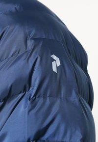 Peak Performance - ARGON HOOD - Winter jacket - blue shadow - 4