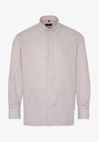 Eterna - COMFORT FIT - Shirt - beige/weiss - 3
