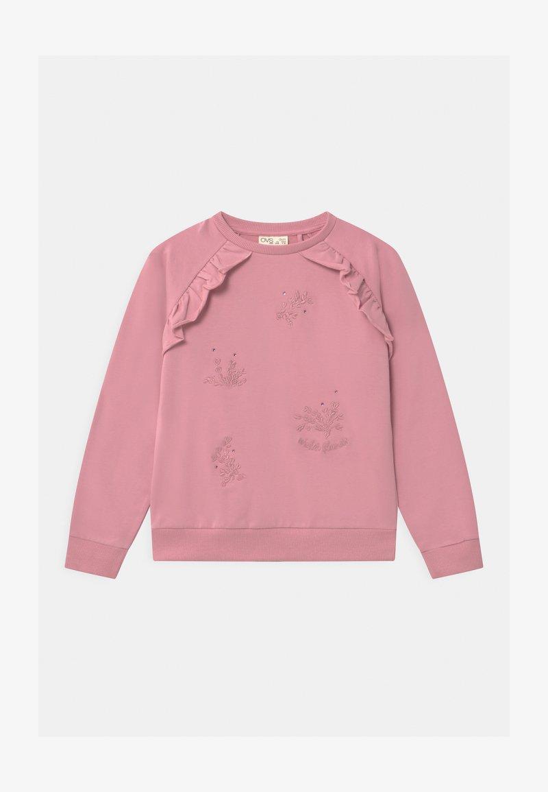 OVS - ROUCHE - Sweatshirt - potpourri