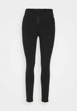 DARTED HIGH RISE - Jeans Skinny Fit - tenacious