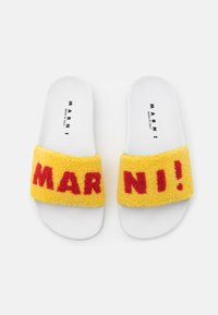Marni - Slippers - yellow - 3
