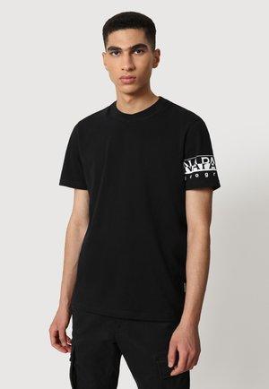 SADAS - T-shirt print - black