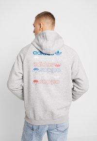 adidas Originals - HOODY - Huppari - grey - 2