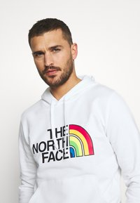 The North Face - RAINBOW HOODY - Hoodie - white - 3