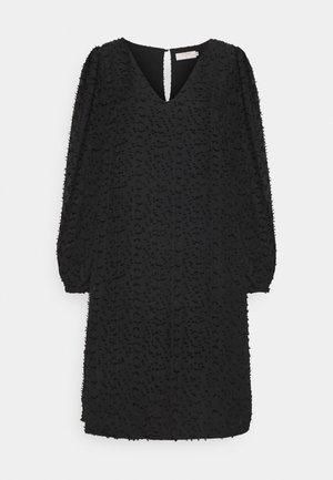 CRIMMAN DRESS - Sukienka letnia - pitch black