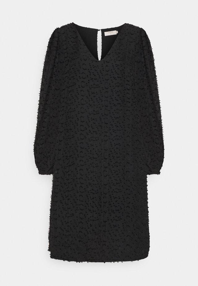CRIMMAN DRESS - Robe d'été - pitch black