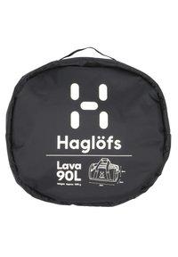 Haglöfs - LAVA 90 - Holdall - true black - 4