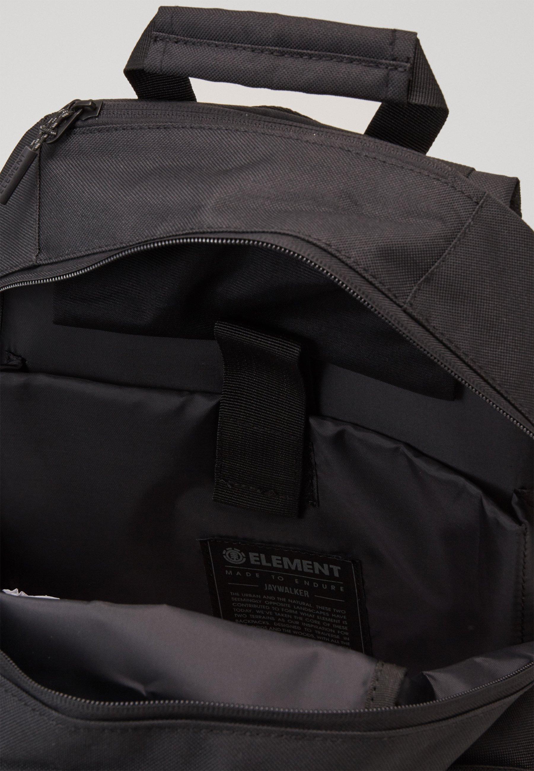 Element JAYWALKER - Tagesrucksack - all black/schwarz - Herrentaschen Lt4yc