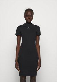 Vivienne Westwood - TUBE DRESS - Jersey dress - black - 0