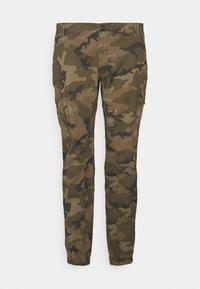 JJIPAUL JJFLAKE - Cargo trousers - olive night