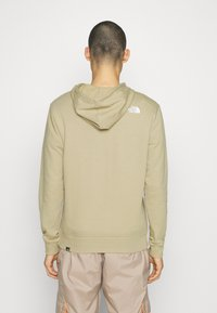 The North Face - GRAPHIC HOOD - Kapuzenpullover - twill beige - 2