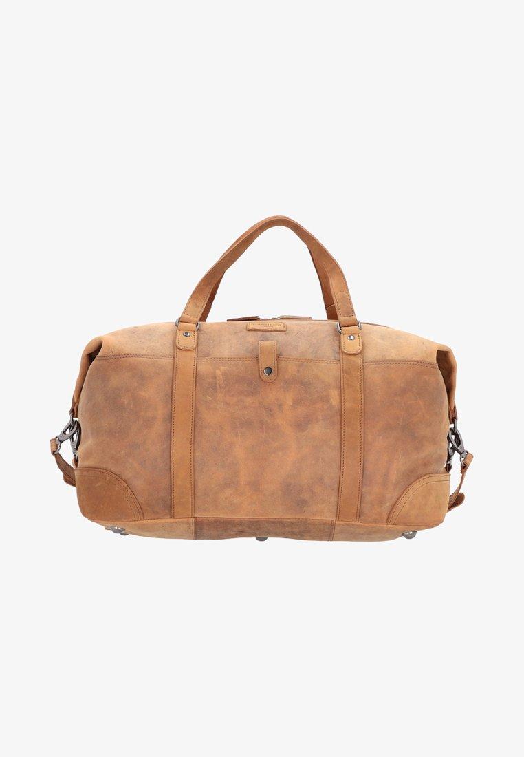 Harold's - Weekend bag - brown
