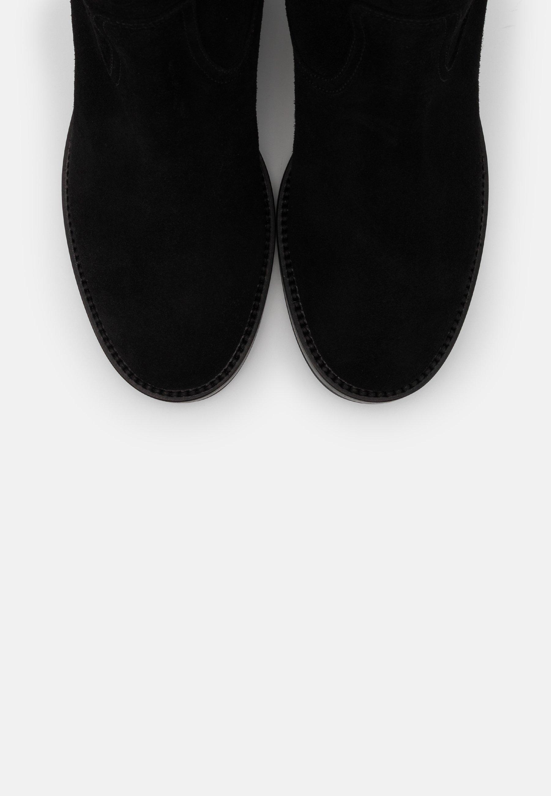 L'Autre Chose BOOT  Stiefel black/schwarz