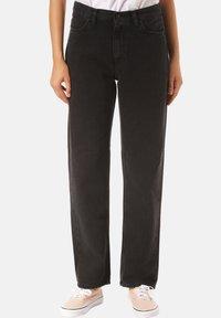 Carhartt WIP - Flared Jeans - black - 0