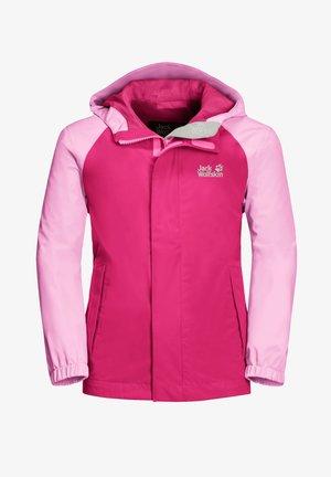 TUCAN UNISEX - Outdoor jacket - pink peony
