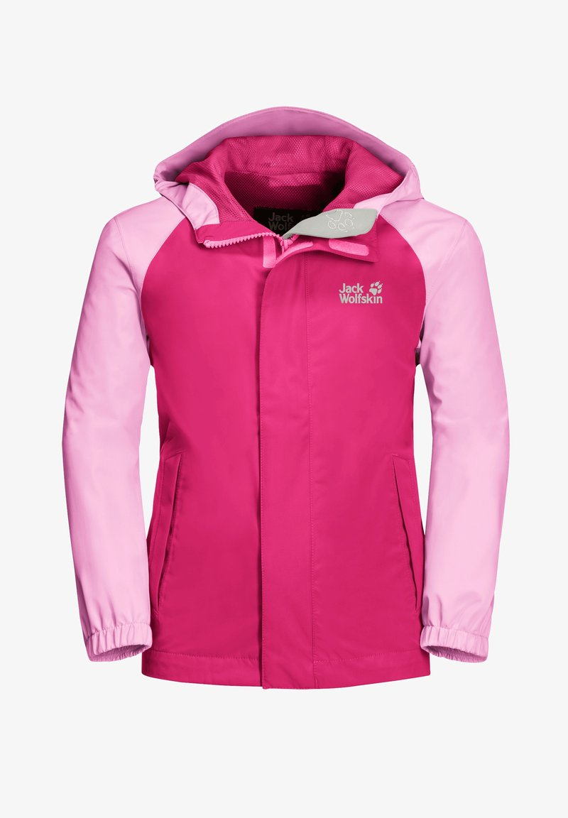 Jack Wolfskin - TUCAN UNISEX - Outdoor jacket - pink peony
