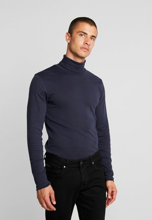 LONGSLEEVE TURTLENECK - Langarmshirt - total eclipse