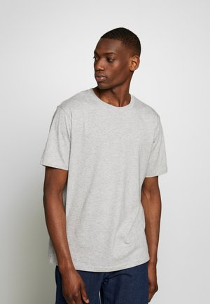 UNISEX FRANK - Basic T-shirt - grey