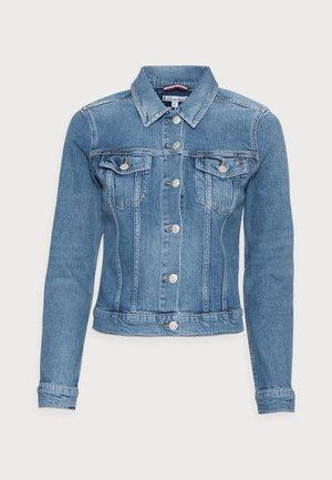 SLIM JACKET - Kurtka jeansowa - denim
