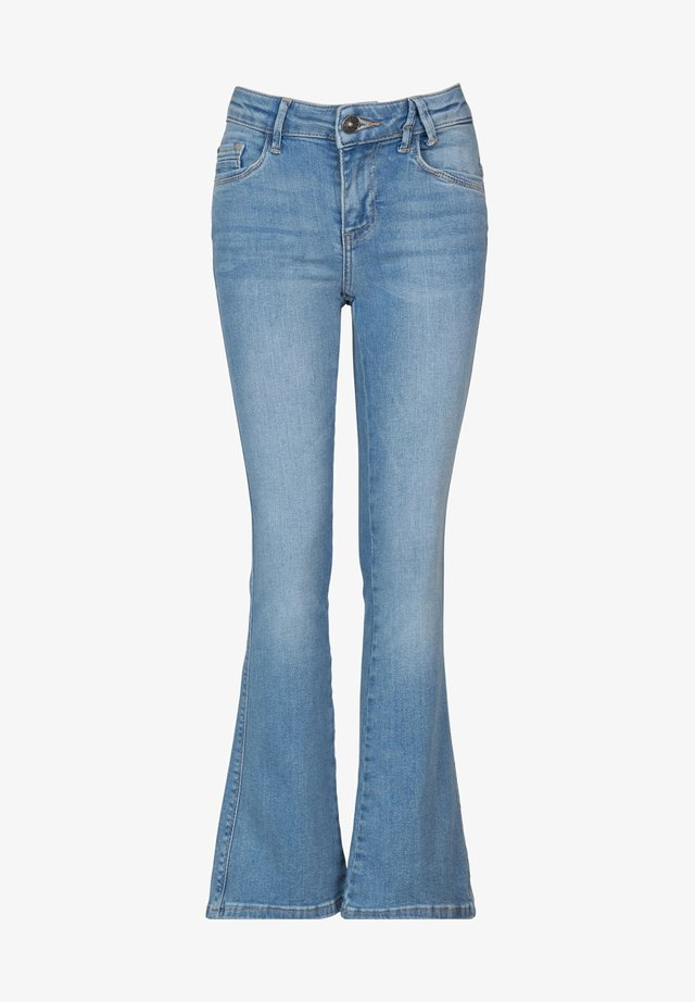 EMILY FLAR JR - Flared Jeans - light used