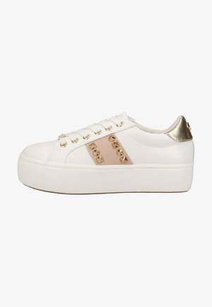Trainers - white/natural whn