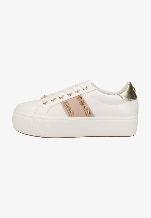 Sneakers laag - white/natural whn