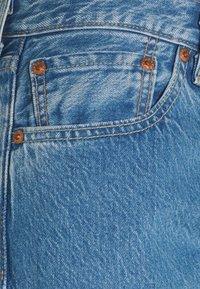 Levi's® - 501 ORIGINAL FIT UNISEX - Jeans a sigaretta - light indigo flat finish - 5