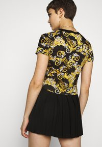 Versace Jeans Couture - T-shirt z nadrukiem - nero - 2