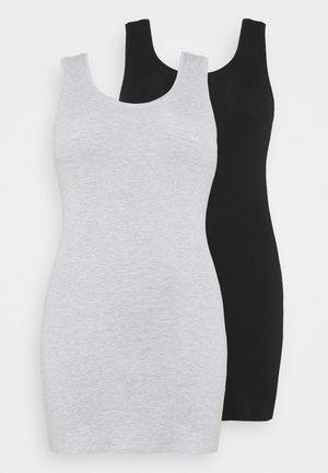 2 PACK - Hverdagskjoler - black/grey