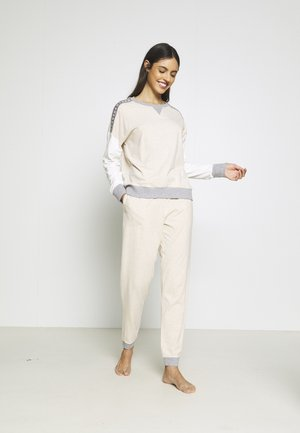 SET - Pyjama set - shell heather