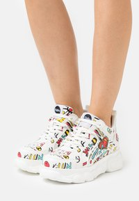 Buffalo - VEGAN CORIN - Trainers - white/multicolor - 0