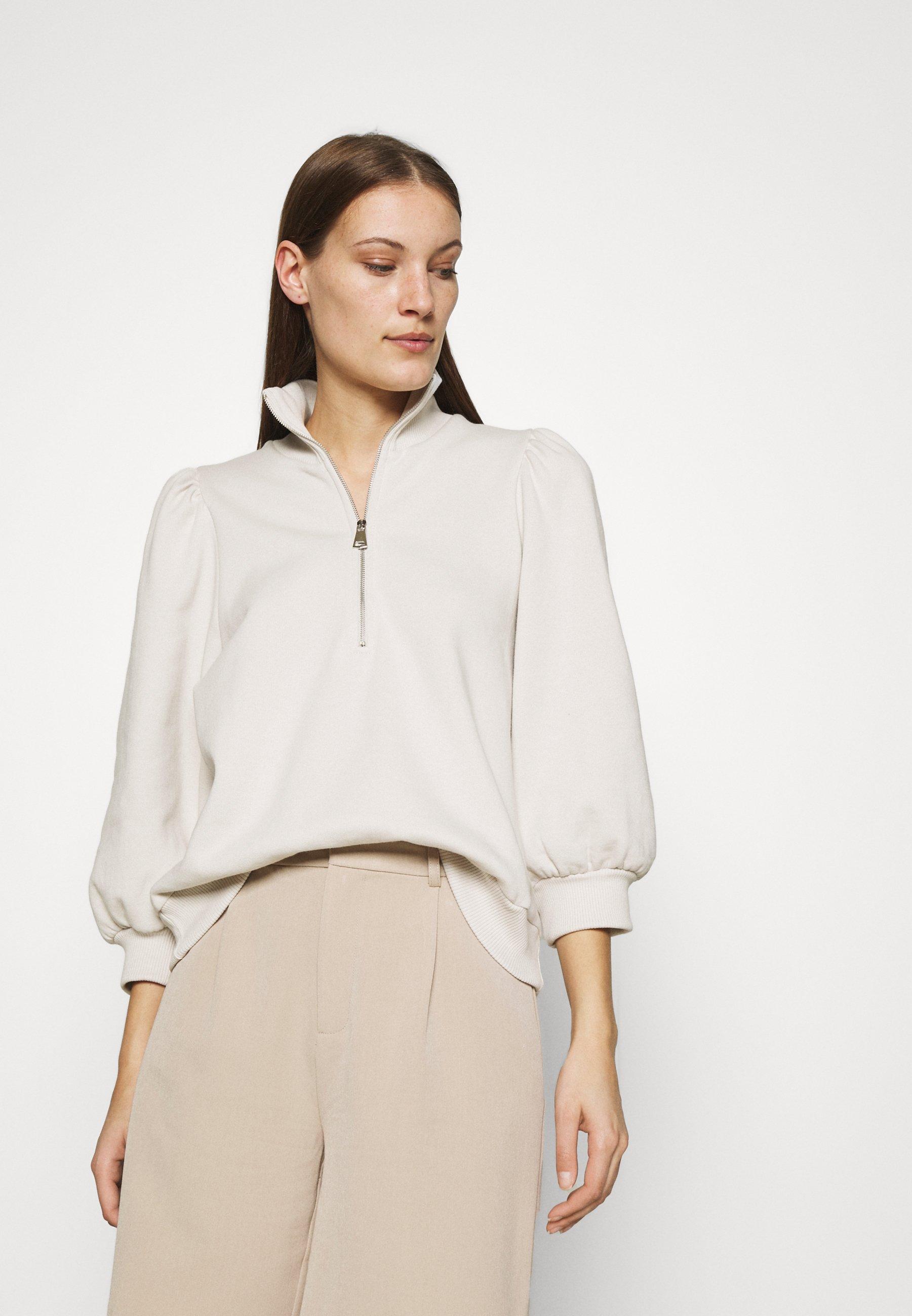Femme NANKITAGZ ZIPPER  - Sweatshirt