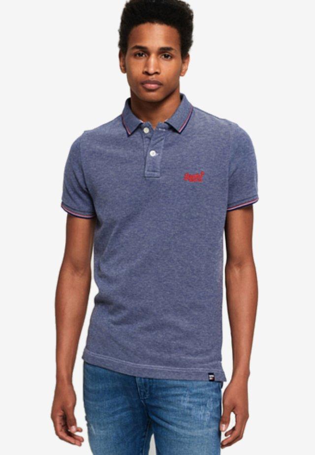POOLSIDE  - Polo shirt - royal