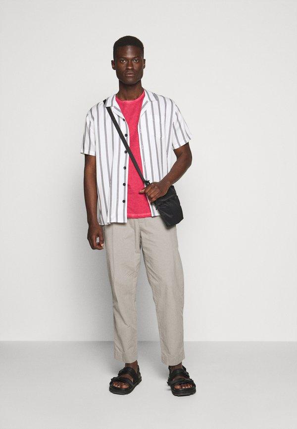 JOOP! Jeans CLARK - T-shirt basic - red/czerwony Odzież Męska MRYF