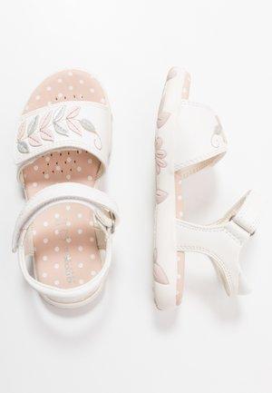 HAITI GIRL - Sandals - white