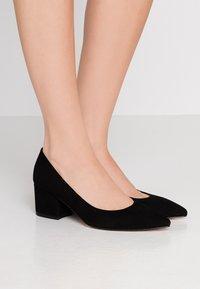 J.CREW - Classic heels - black - 0