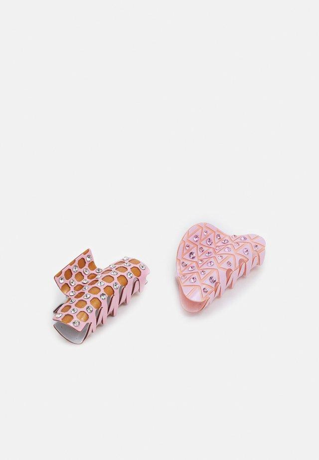PCGUBBA HAIRSHARK KEY 2 PACK - Hårstyling-accessories - pastel lilac
