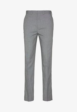 SLIM PINDOT  - Trousers - grey