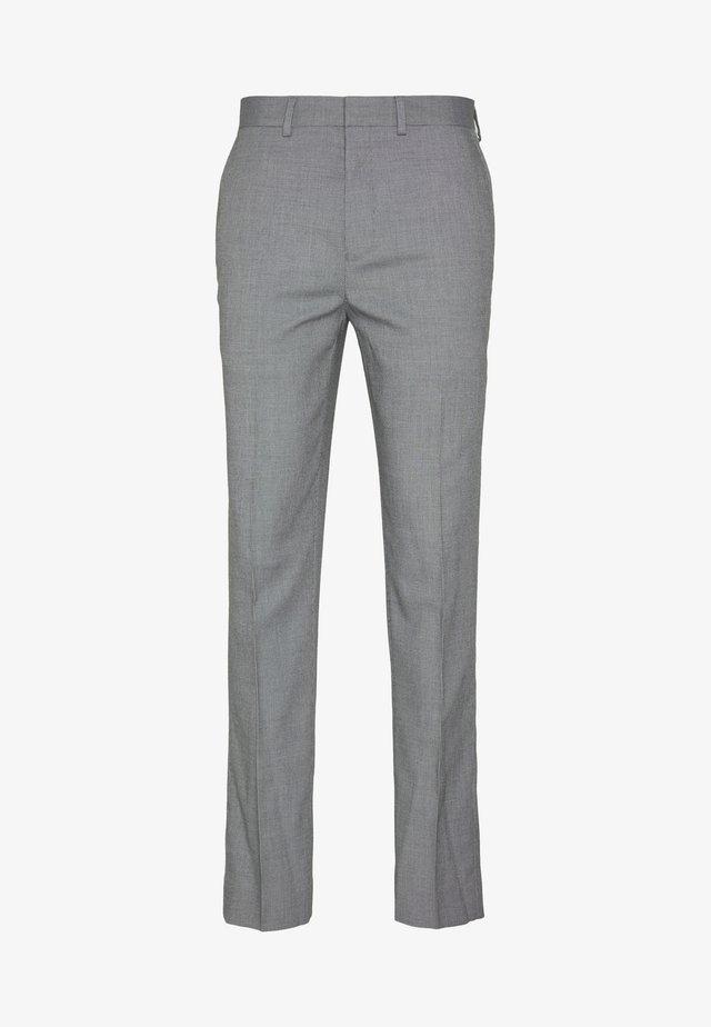 SLIM PINDOT  - Stoffhose - grey