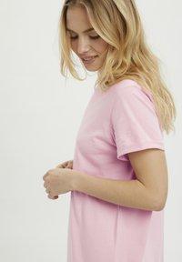 Kaffe - KACELINA - Maxi dress - candy pink - 2